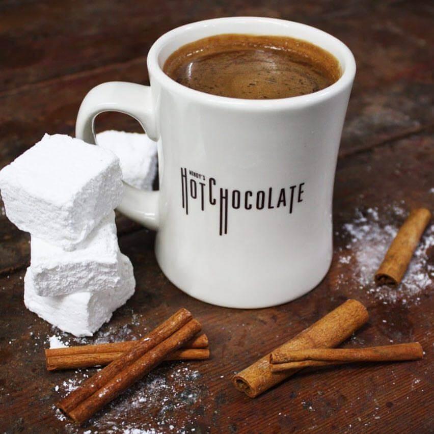 mindys hot chocolate bakery