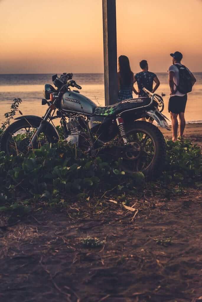 motorbike travelers
