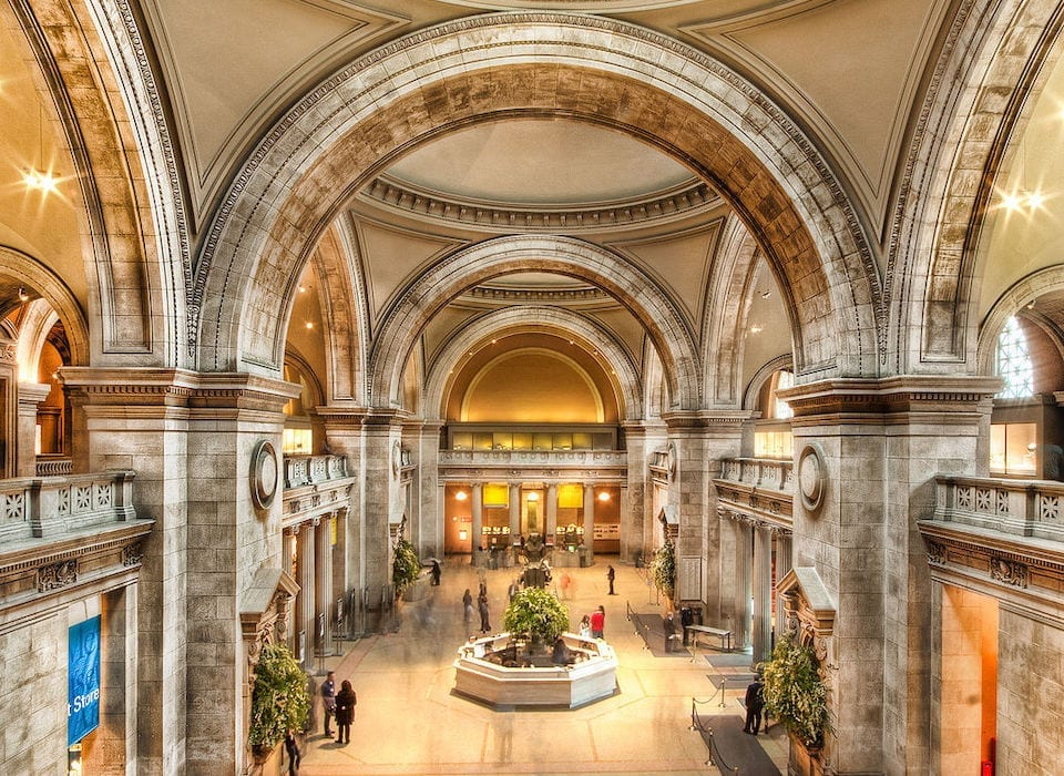 What New York is Famous For: The Met