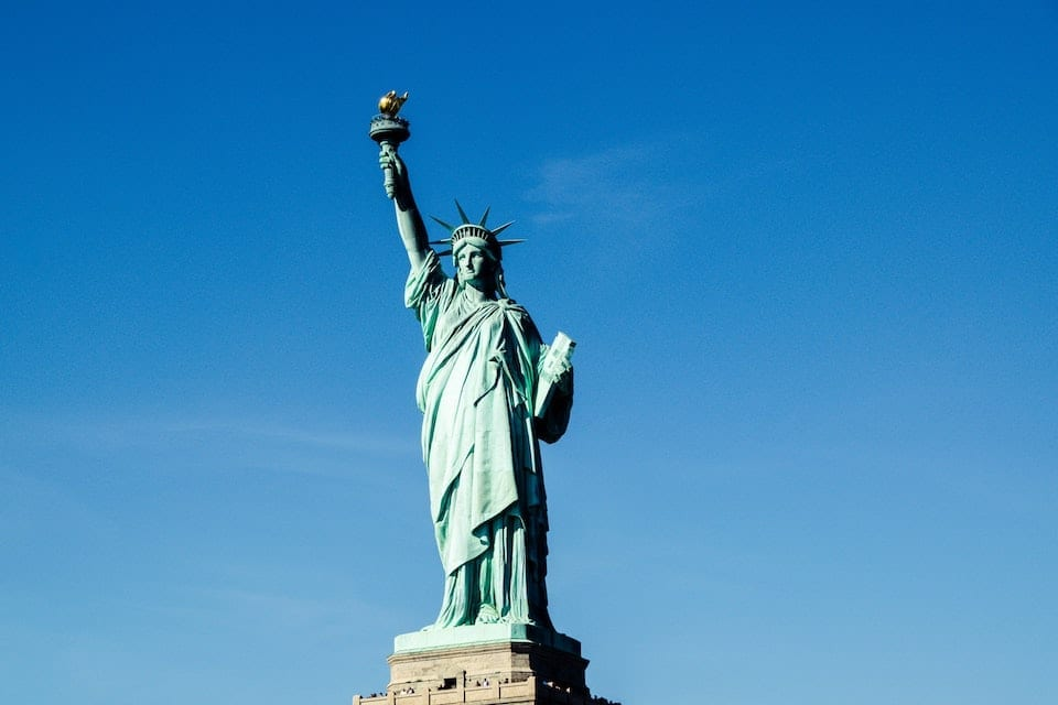 What New York is Famous For: Statue of Liberty