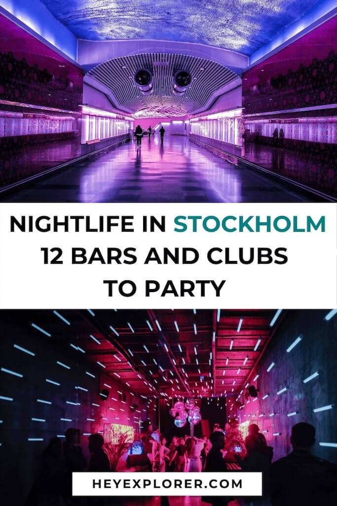 nightlife in stockholm