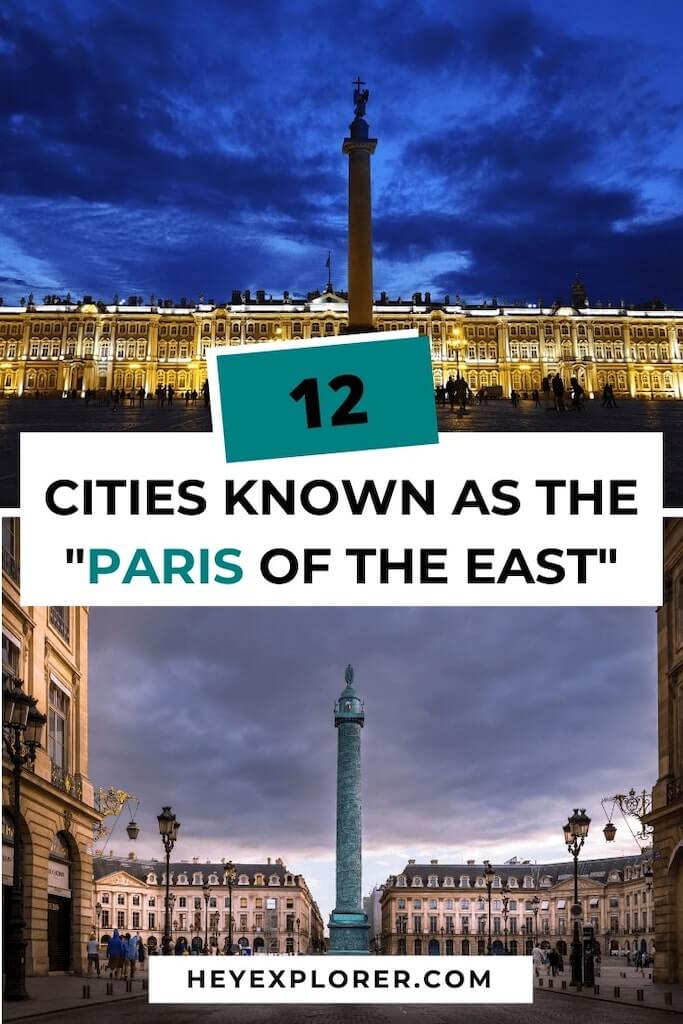 paris of the east