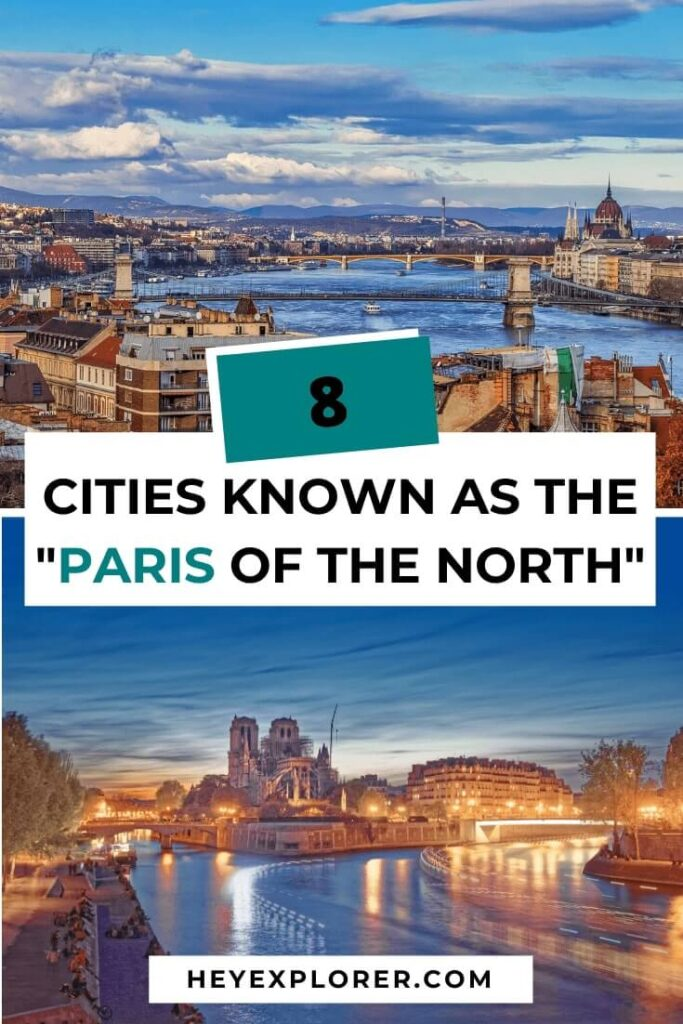 paris of the north cities