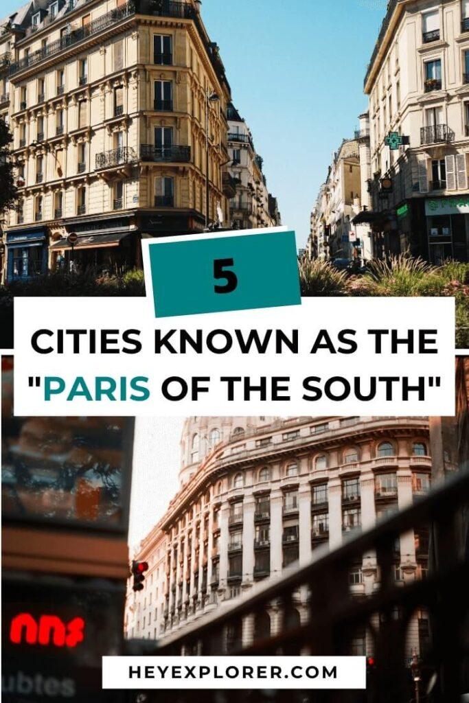 paris of the south