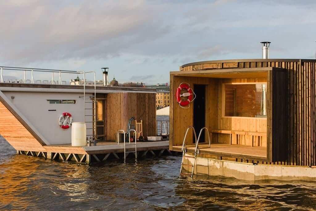 sorenga fjord sauna