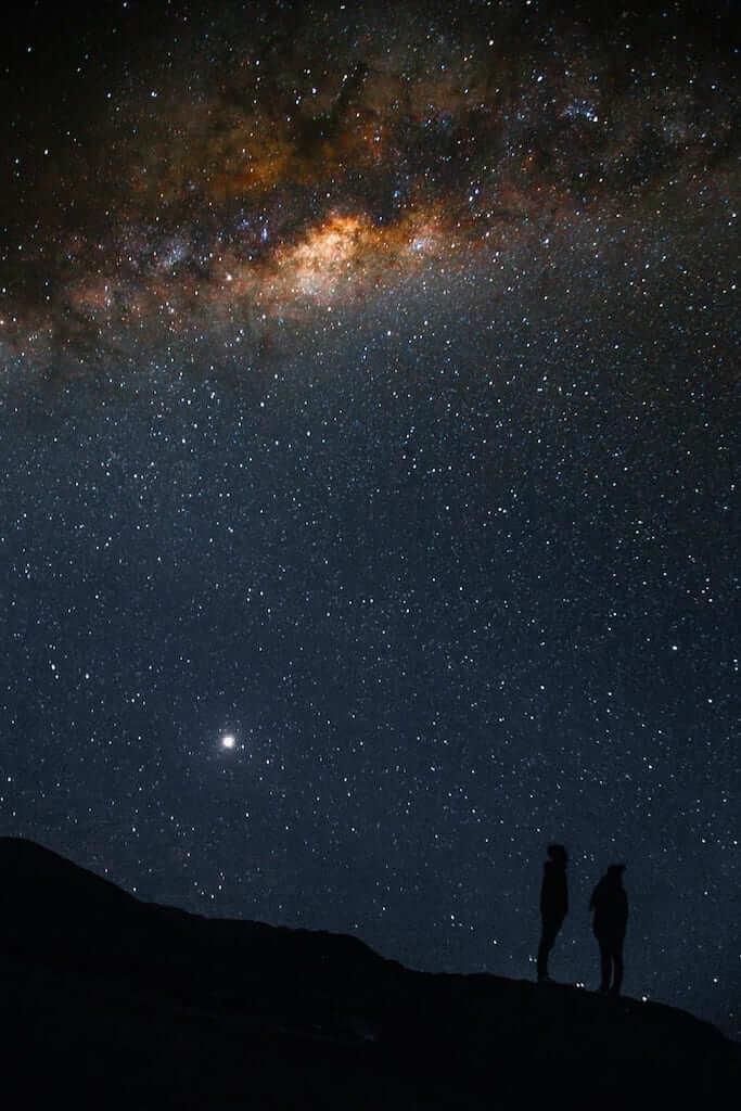 stargazing dark sky reserve