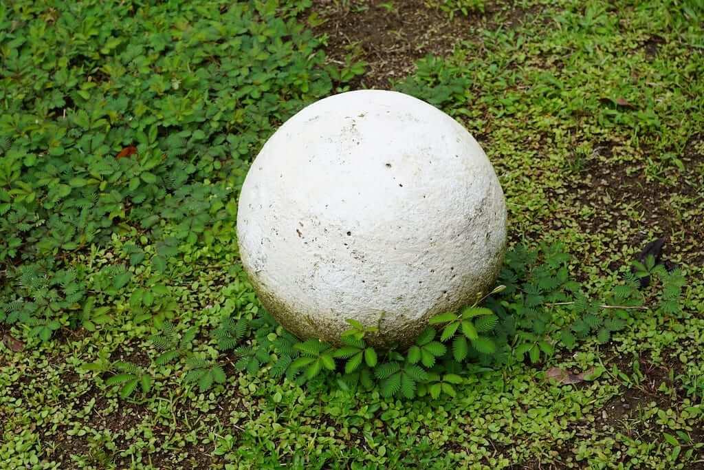 stone sphere costa rica