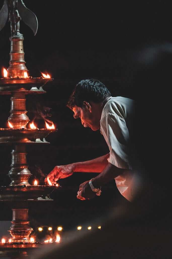 thrissur pooram priest