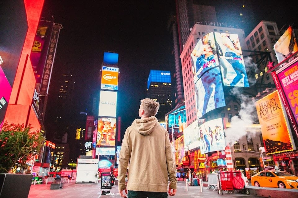 What is New York famous for?