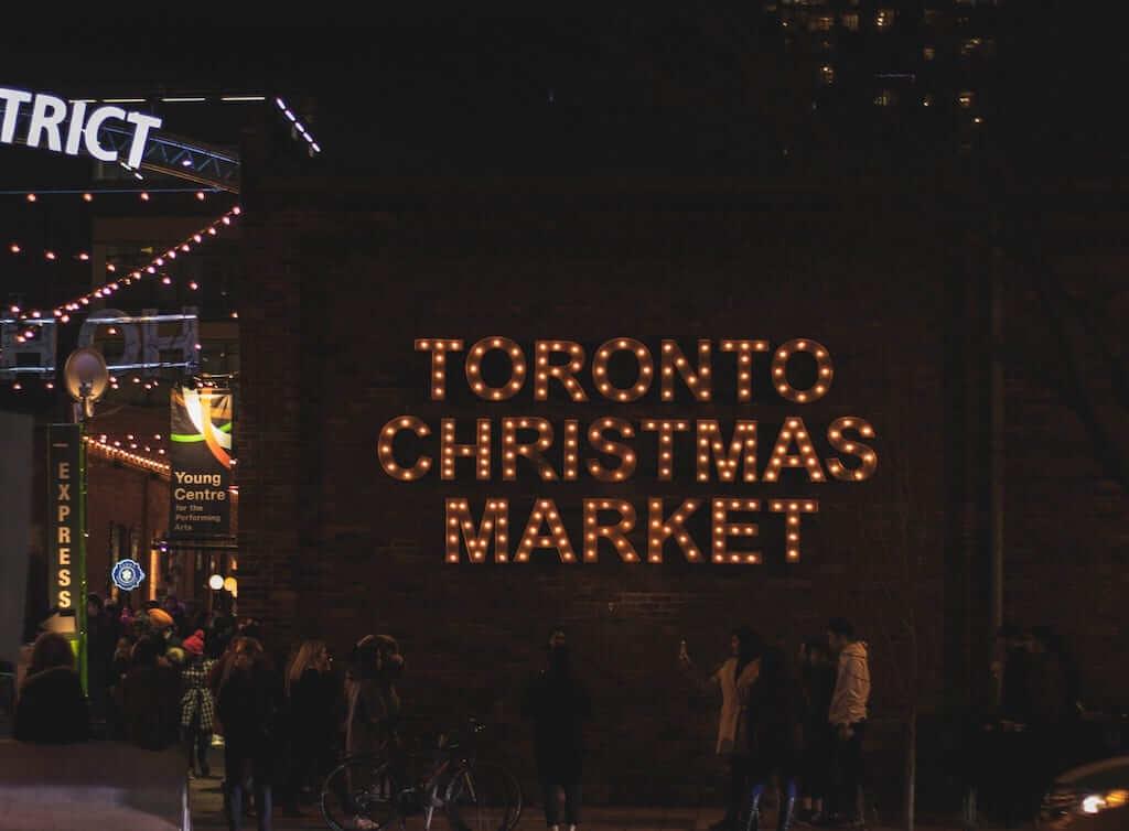 ttoronto christmas market