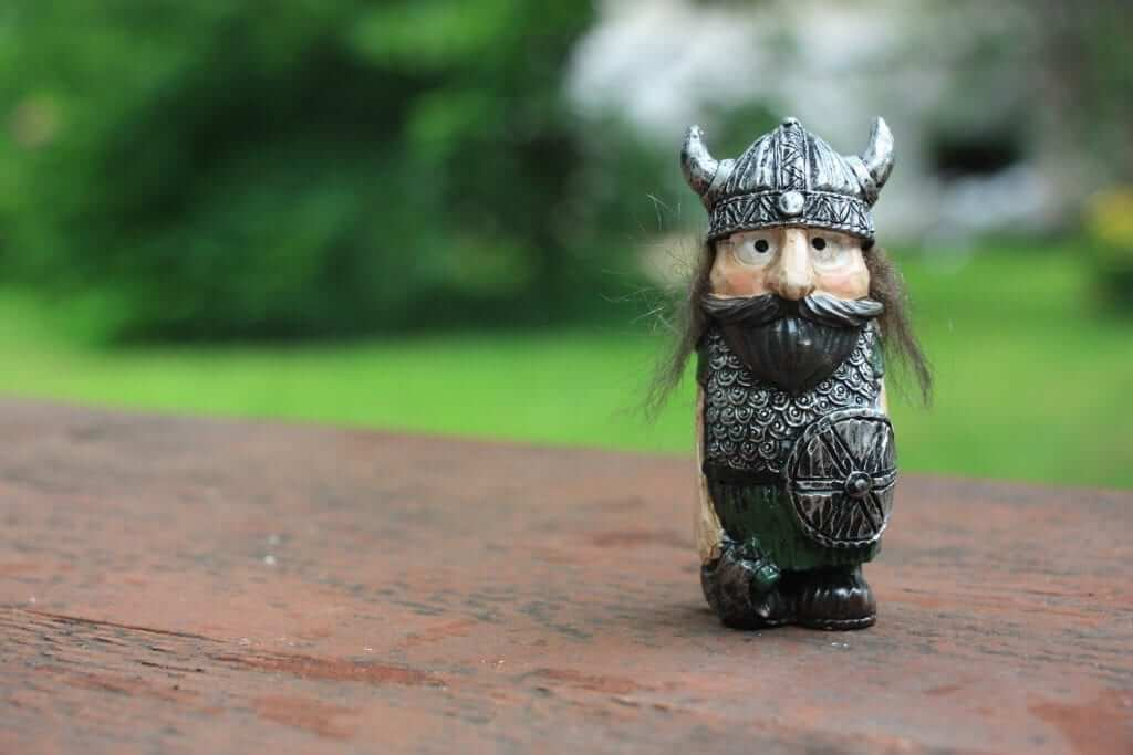 viking ornament
