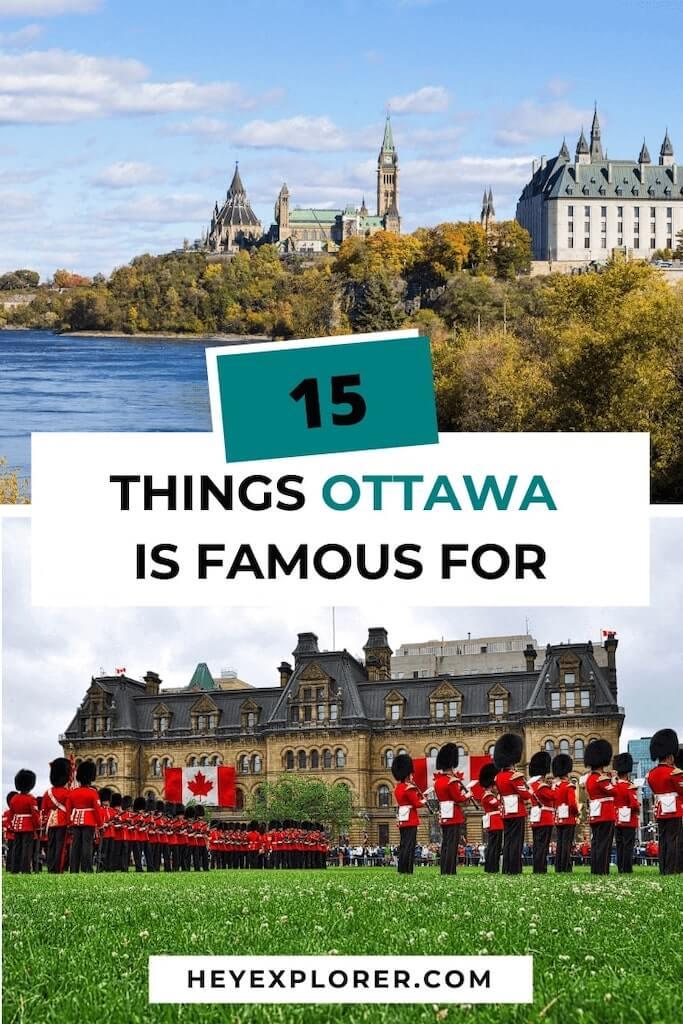 what is ottawa famous for
