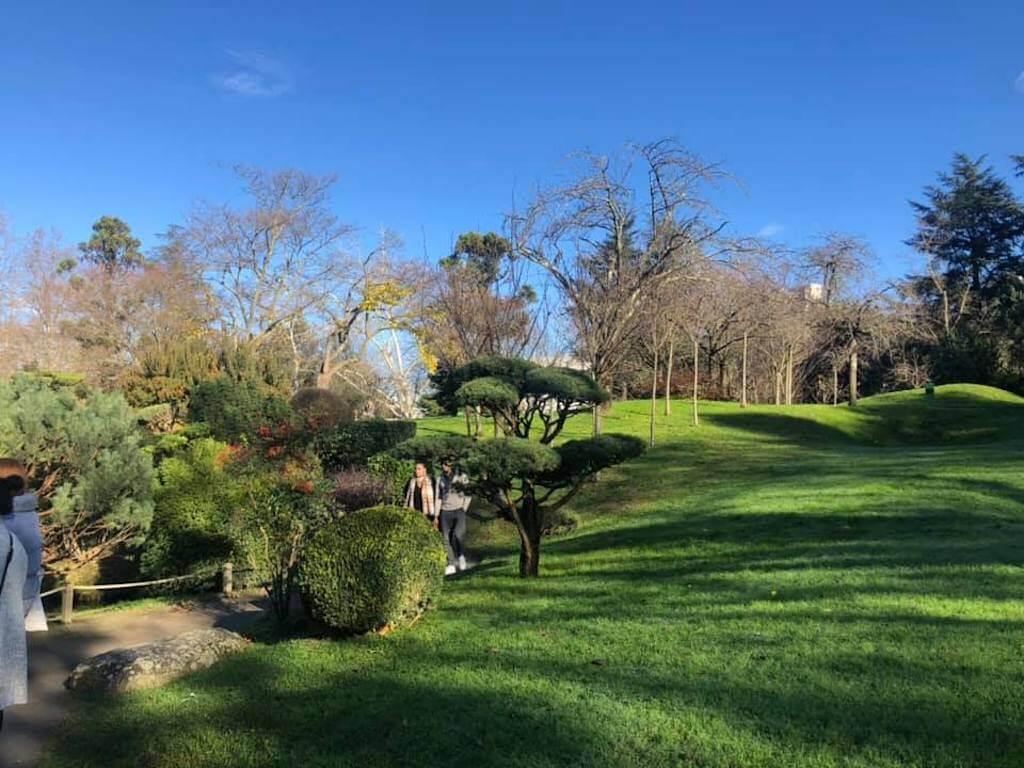 Pierre Baudis Japanese Garden