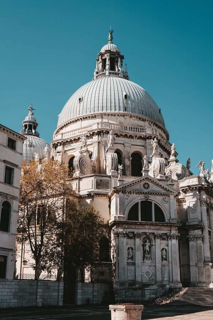 Basilica di Santa Maria della Salute, Dorsoduro, Venice