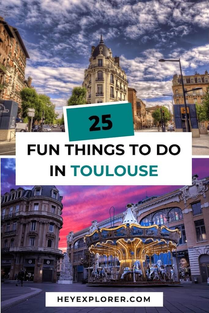 best things to do in toulouse