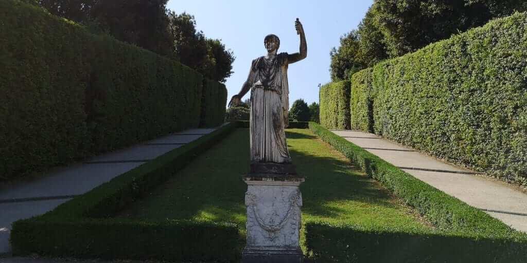 Florentine statue, Boboli Gardens