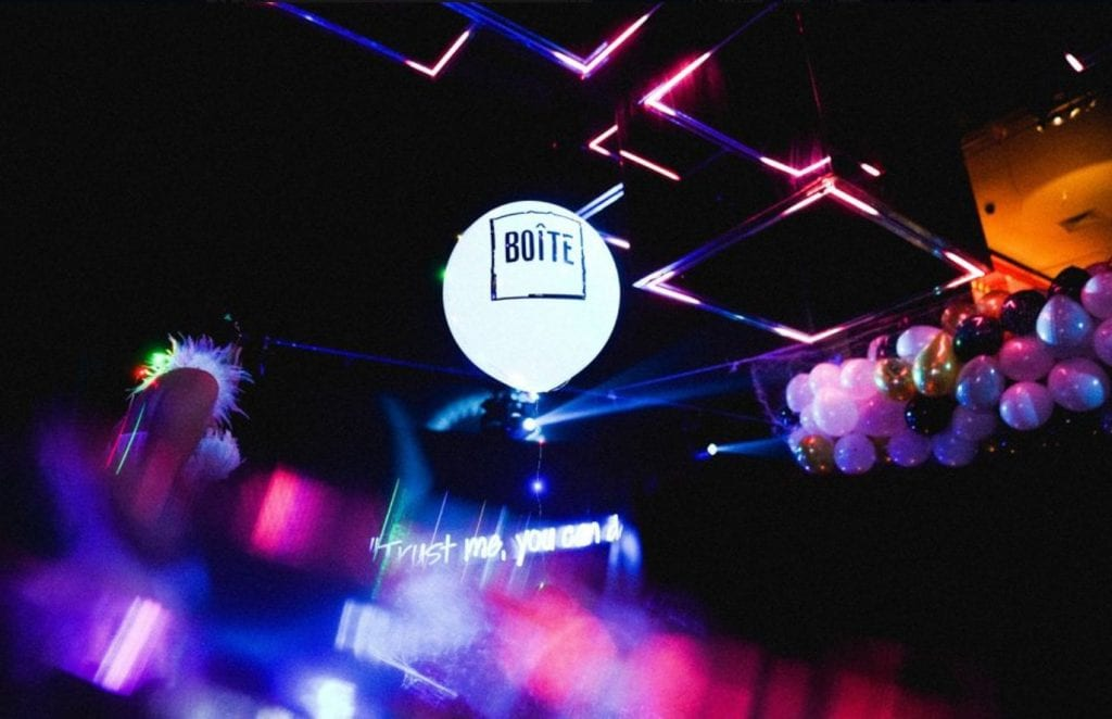 boite nightclub