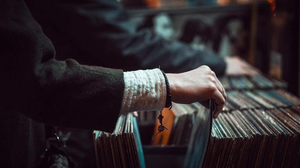 browse vinyl music