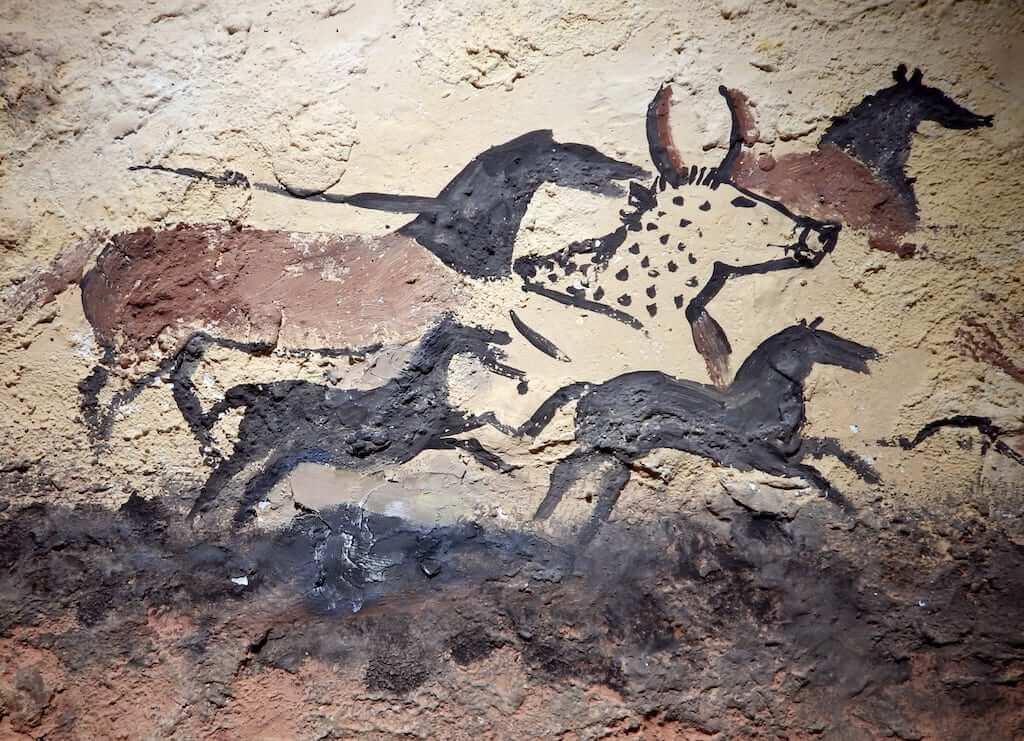 cave painting france
