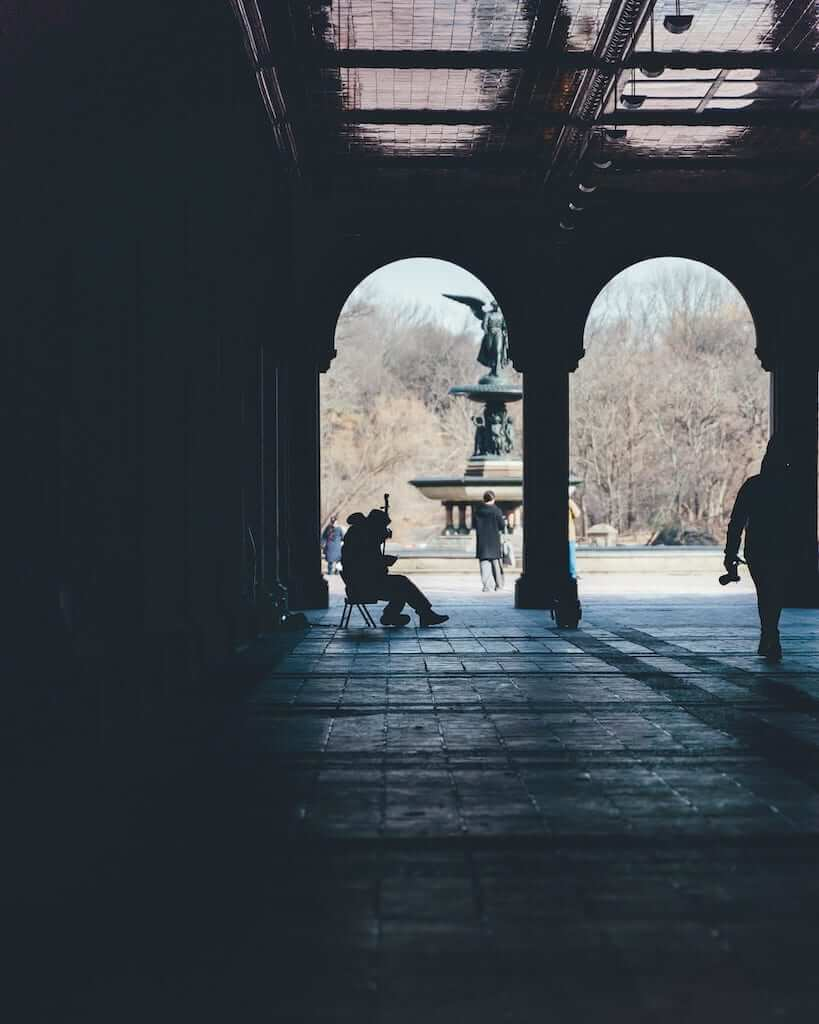 Besthesday Fountain, Central Park, New York City