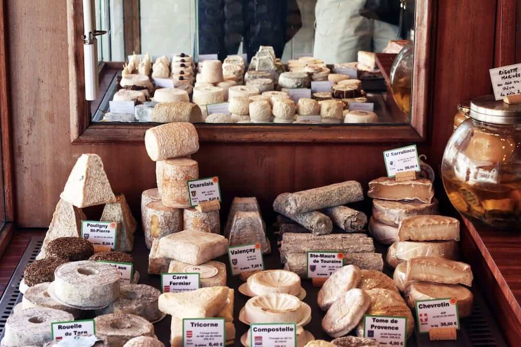 cheese france