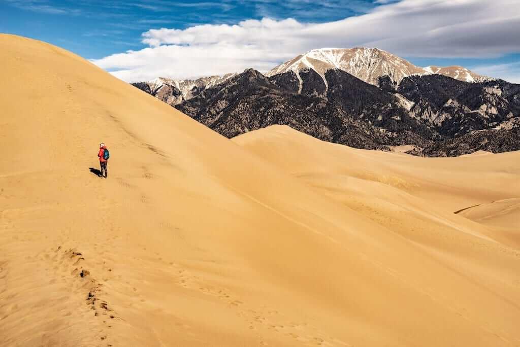 colorado great sand dunes national park