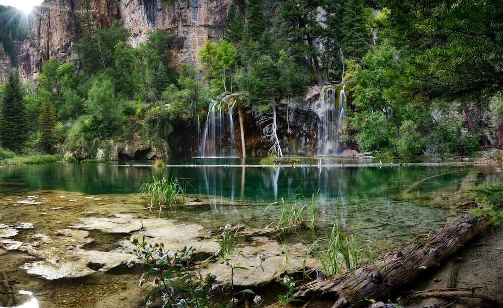colorado hanging lake