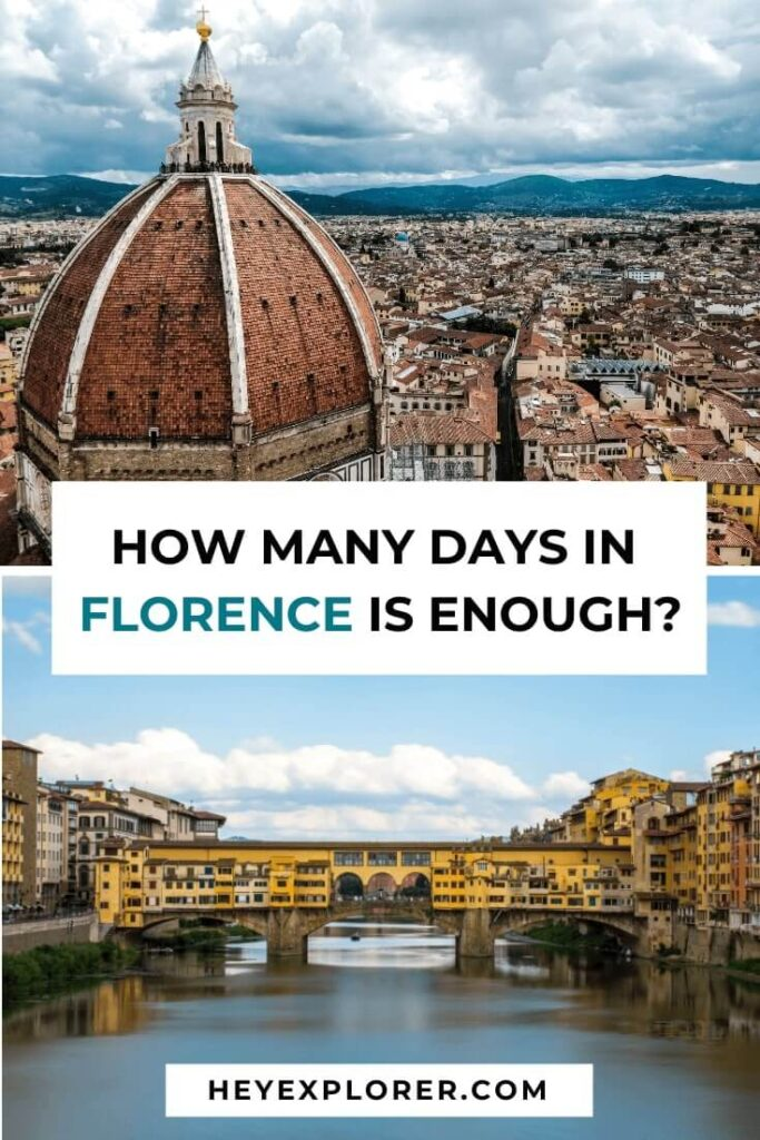 days to spend in florence
