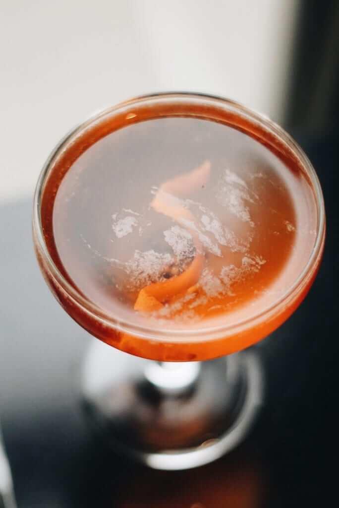 glass liquor