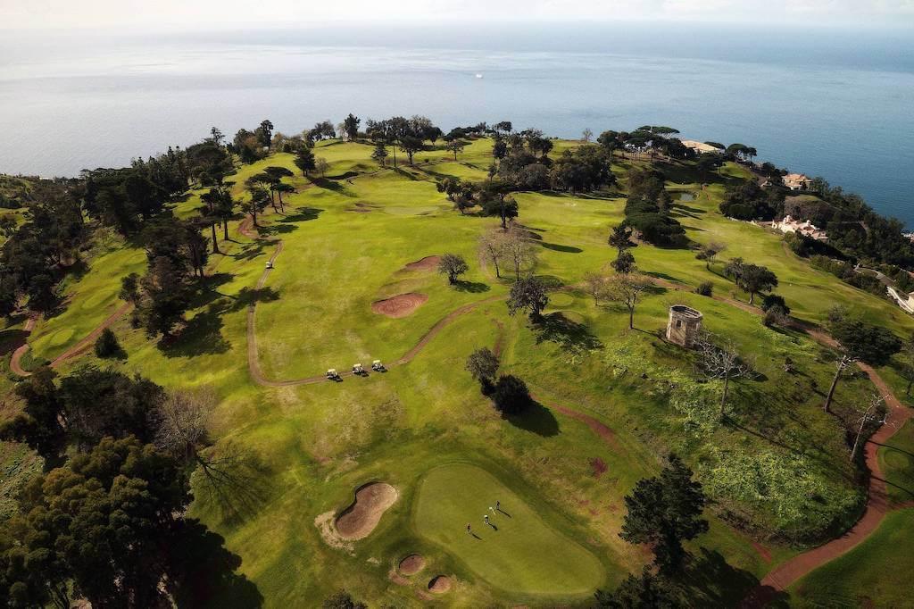 golf course portugal
