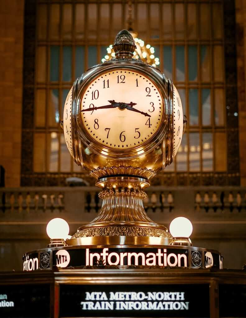 Estimated to be worth as much as $20 million, the Grand Central Information Booth Clock is the protagonist of the terminal