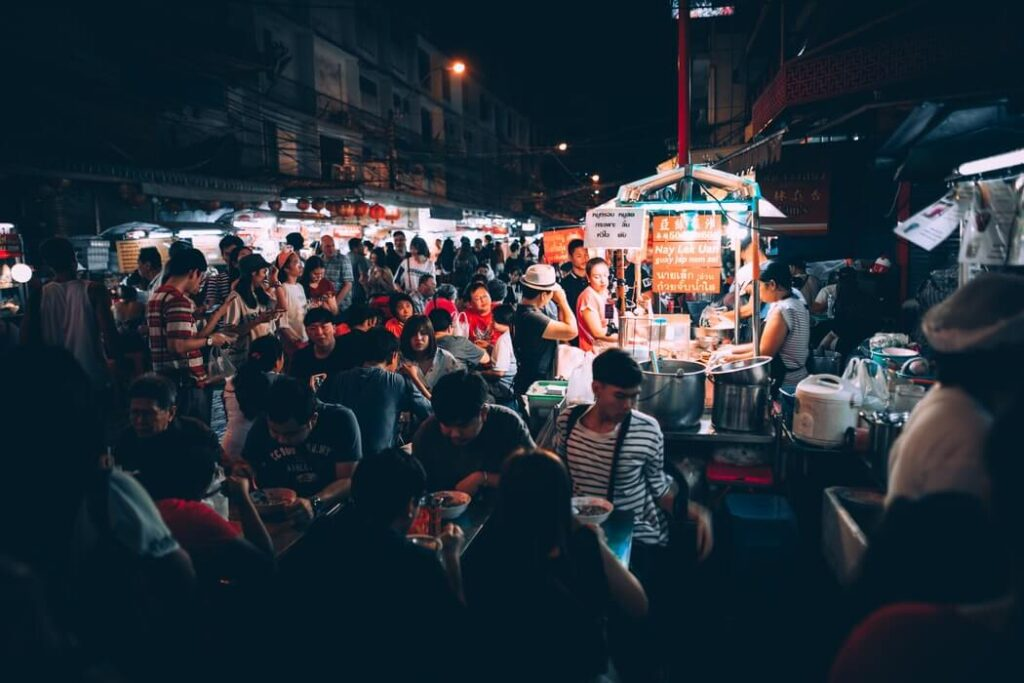khao san road market