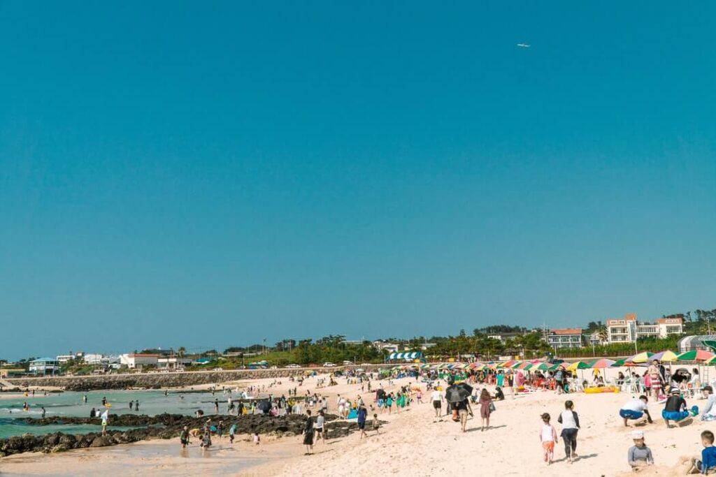 korea beach