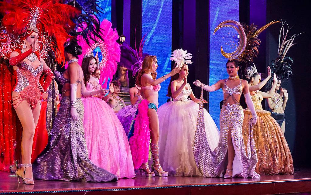 ladyboy pageant thailand