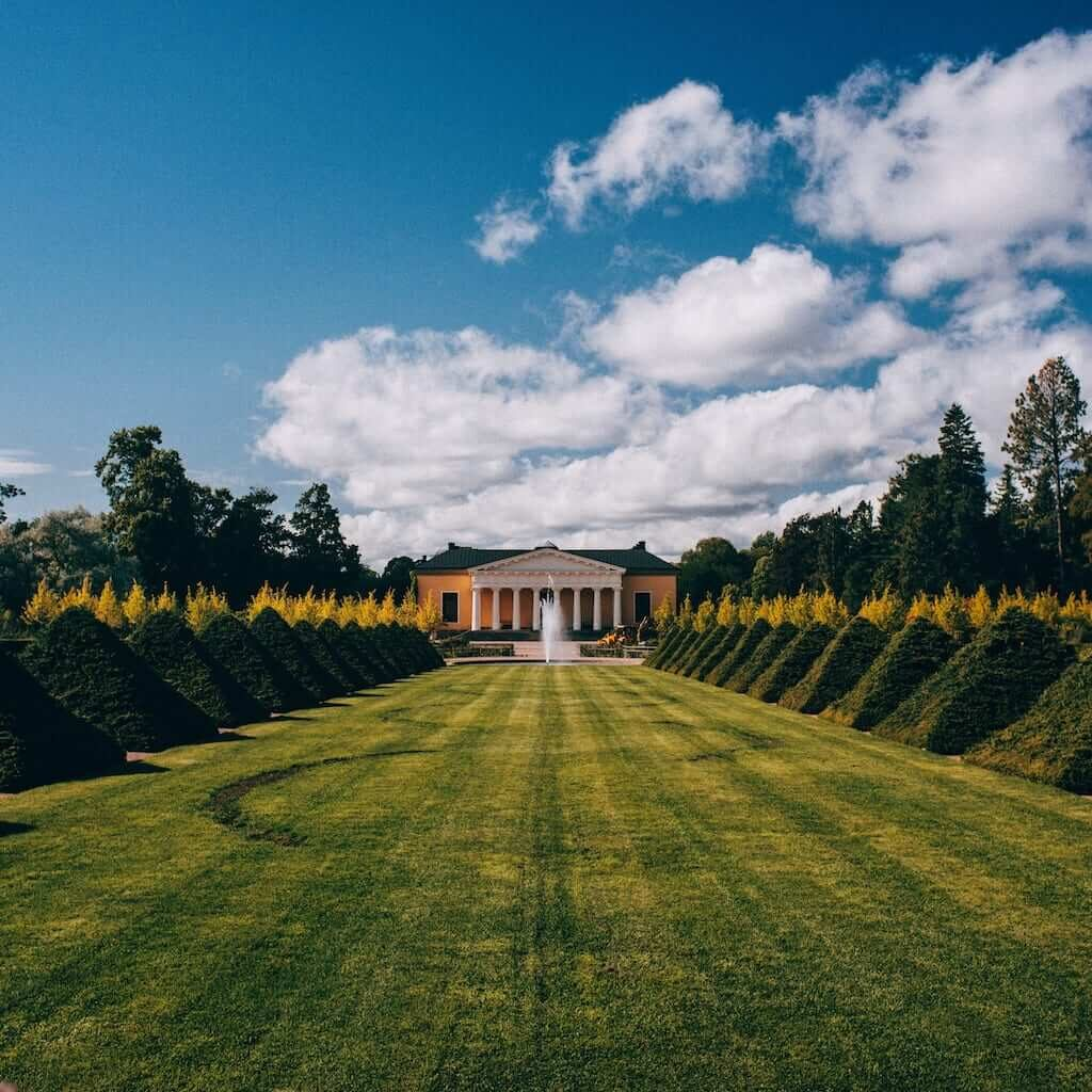 linnaeus garden uppsala