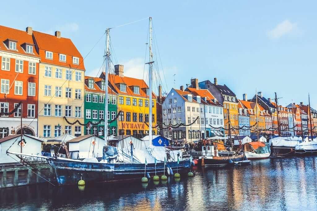nyhavn waterfront