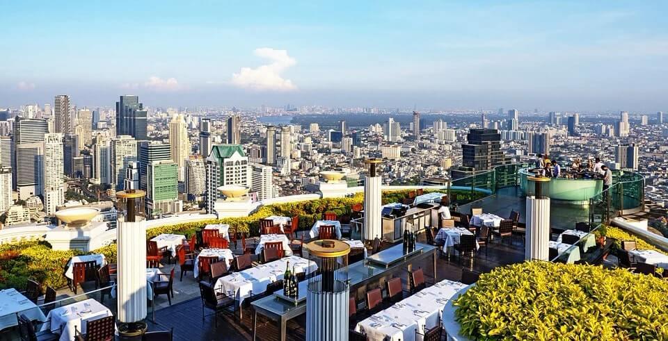 rooftop bar thailand