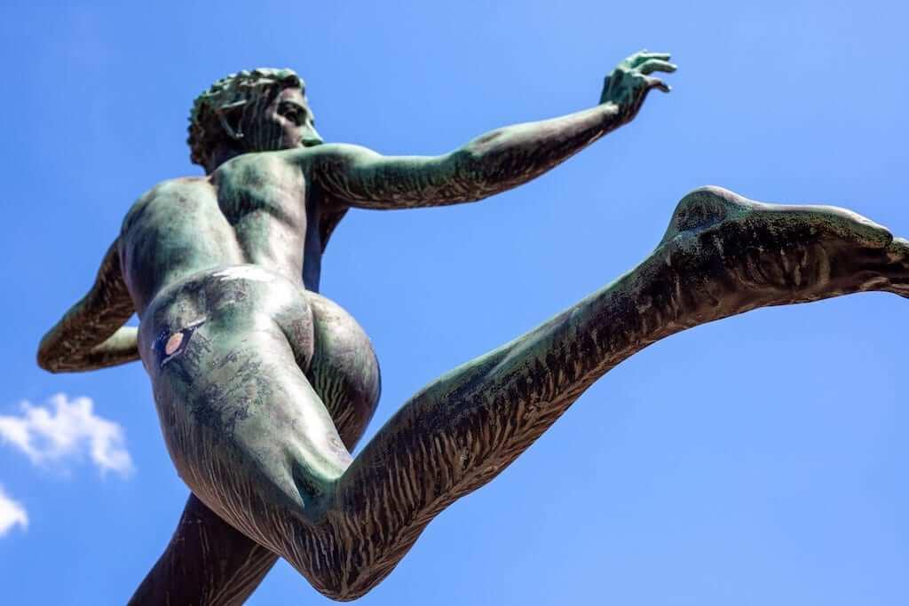 statue thuringen
