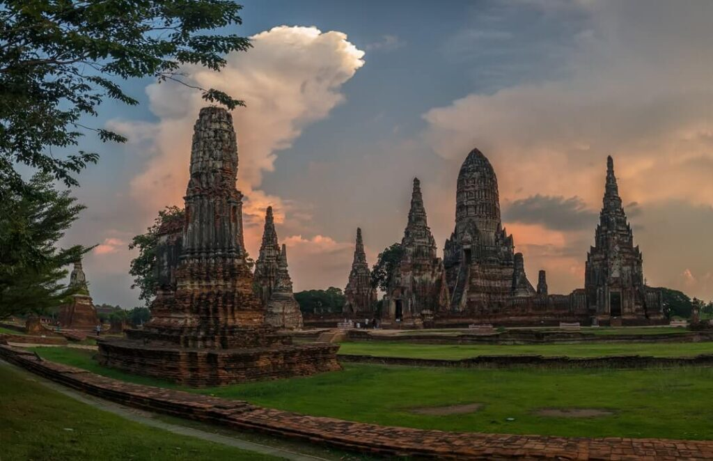 thailand ancient city