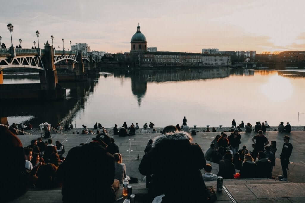 toulouse waterfront