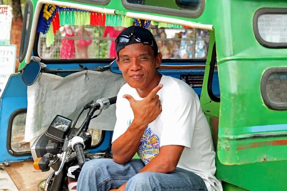tricycle philippines