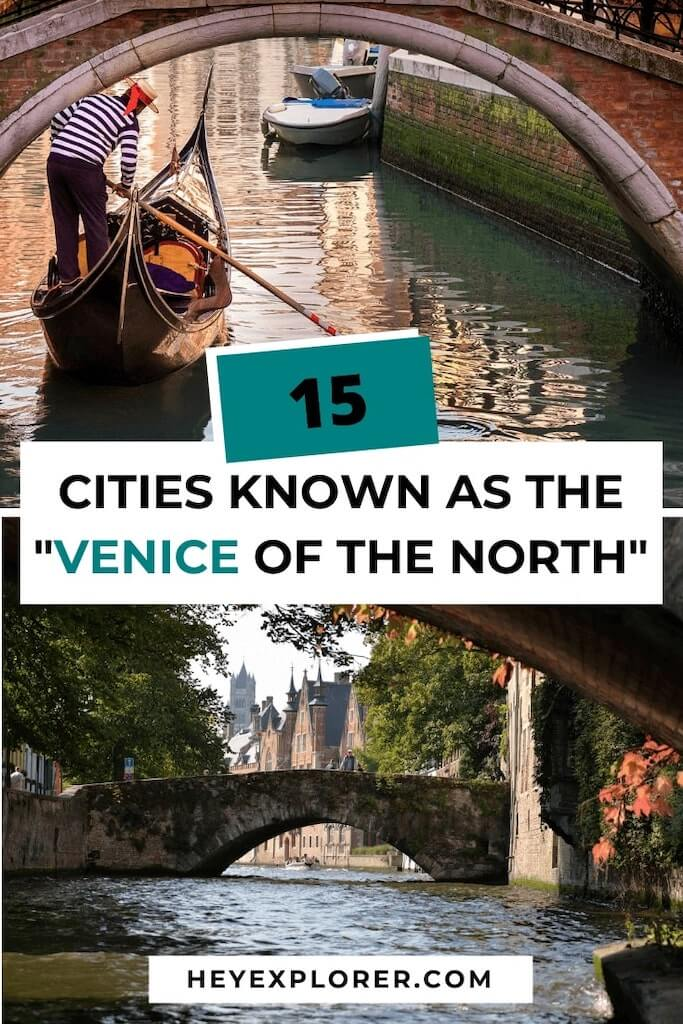 venice of the north cities