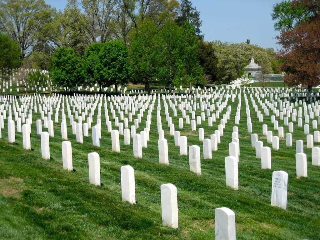 virginia arlington cemetery