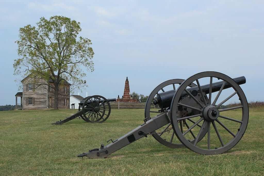 virginia manassas national battlefield