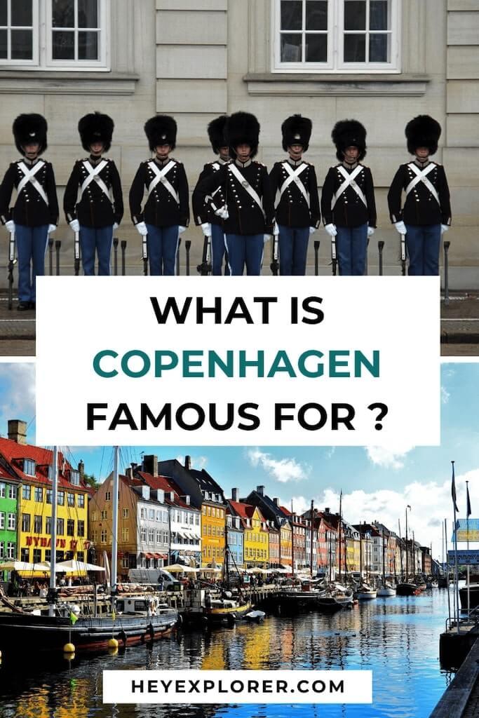 what is copenhagen famous for