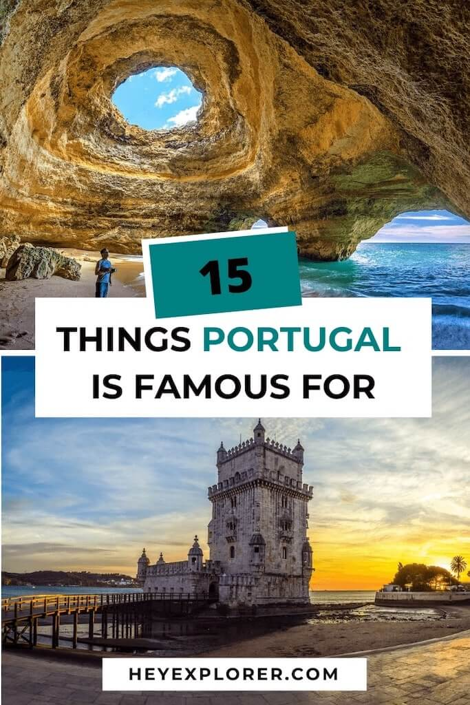 what is portugal famous for