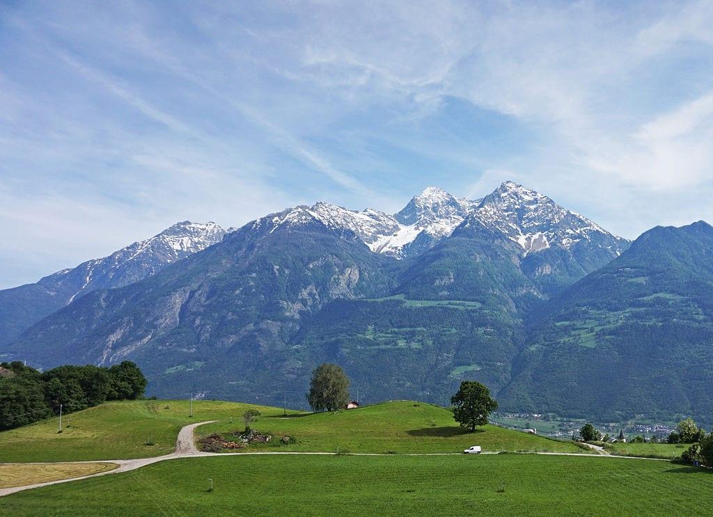 the Graian Alps