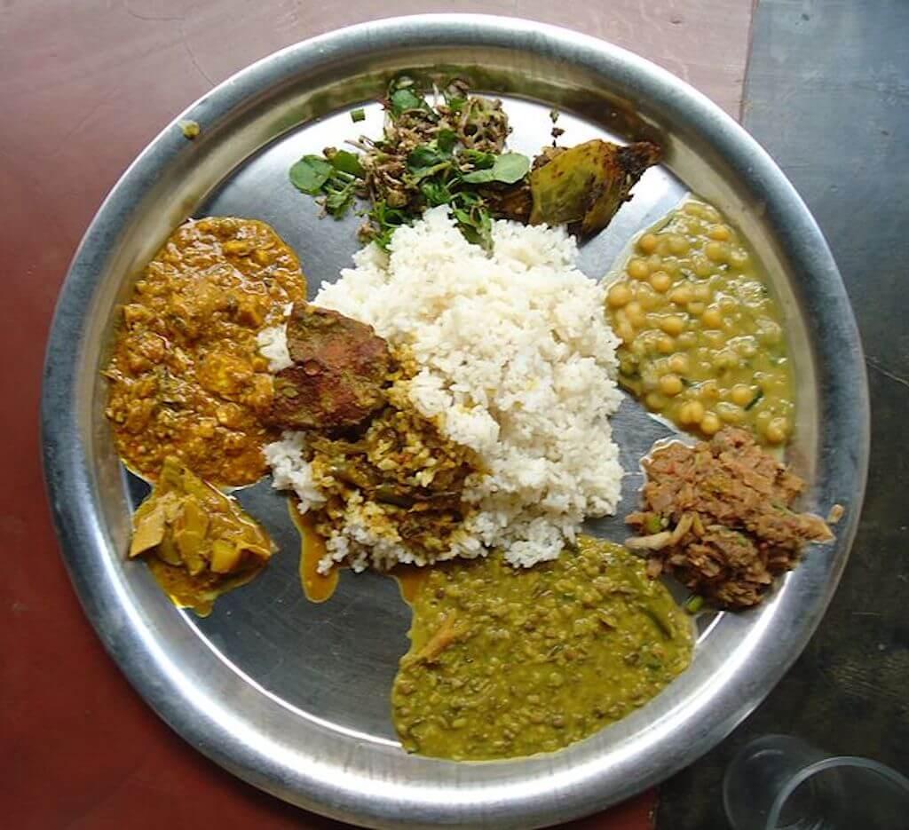 Manipur food