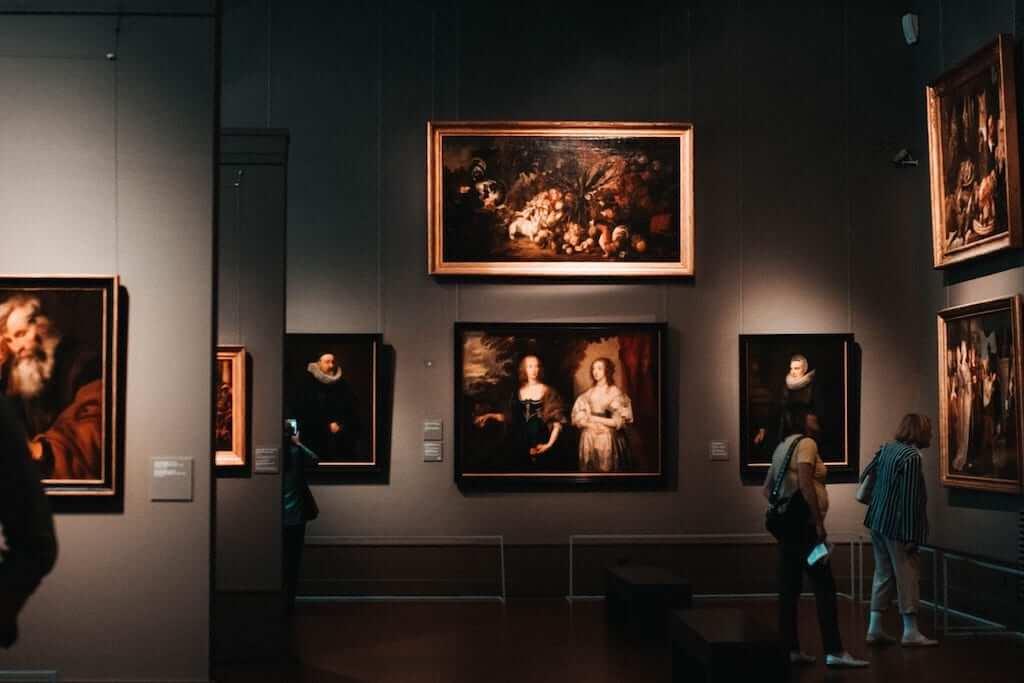 artwork museum