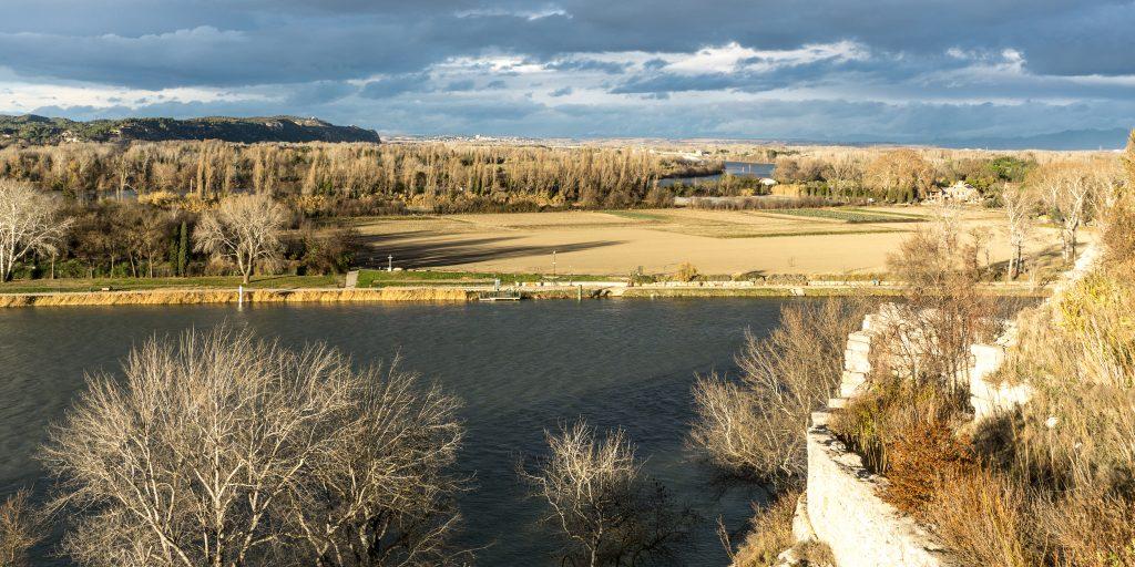 Ile de la Barthelasse, Avignon